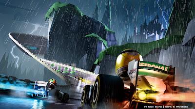 Нико Росберг Mercedes F1 Race Stars