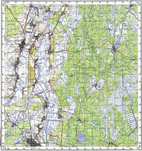 Map 100k--m35-018--(1988)