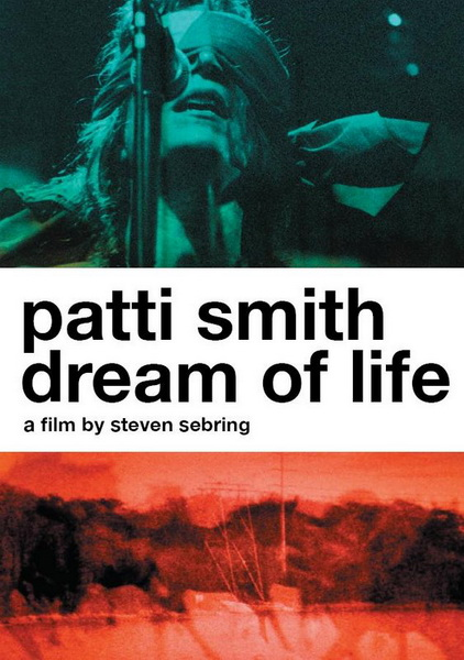 Patti Smith: Sen o ¿yciu / Patti Smith. Dream of Life (2008) PL.TVRip.XviD / Lektor PL