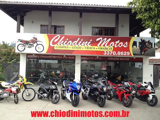 Chiodini Motos, Rua Walter Marquardt, 1235 - Vila Nova, Jaraguá do Sul - SC, 89259-700, Brasil, Vendedor_de_Motorizadas, estado Santa Catarina