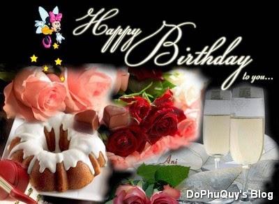 Thơ chúc mừng sinh nhật vui, hài hước và hay nhất