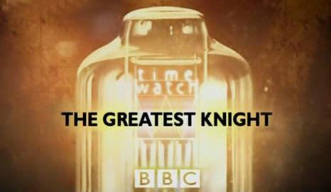 Podró¿e w czasie Najwiêkszy rycerz / Timewatch: The Greatest Knight (2008) PL.TVRip.XviD / Lektor PL