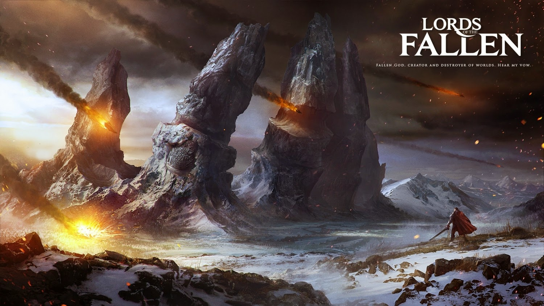 Lords of the Fallen lộ diện tại E3 2013 - Ảnh 1