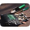 Монетокопательный набор (щуп 10 см, лопатка с отметками глубины, сумка для находок)