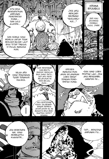 One Piece 624 page 14