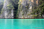 Phi Phi islands - Pileh Bay / Острова Пхи Пхи - Голубая лагуна Пиле бэй