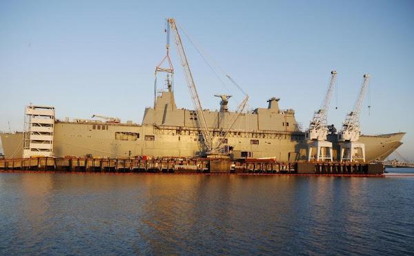HMAS Canberra!