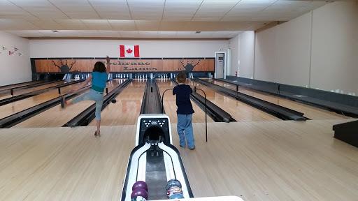 Cochrane Lanes, 11-402 Railway Street W., Cochrane, AB T4C 2B6, Canada, Bowling Alley, state Alberta