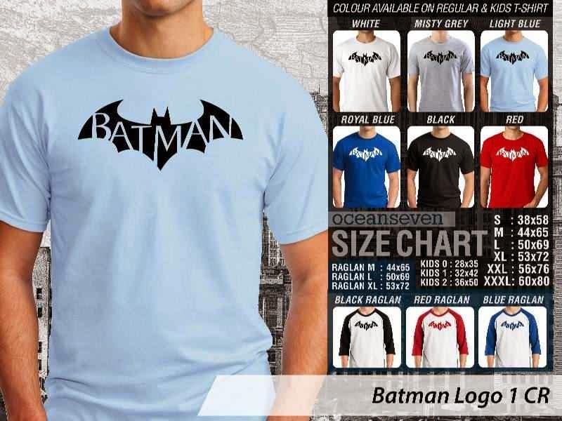 KAOS Batman 2 Amazing Superhero distro ocean seven