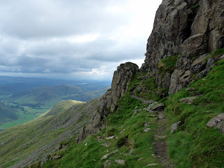 The Climbers Traverse - Bowfell