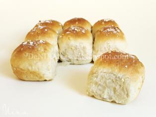 dinner rolls de avena