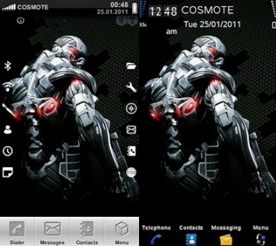 Clip2 C6 Fast & Stylish^6 with 9 HomeScreen(with SS For S60V5