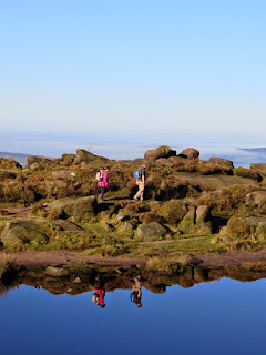 Reflections In Doxey Pool