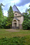 Besuch bei Bismarck: Kapelle