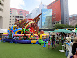 Tenjin Children's Wonderland at Fukuoka City Hall