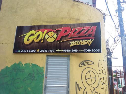 Go Pizza Delivery, Tv. We Trinta e Quatro, 342 - Coqueiro, Ananindeua - PA, 67120-374, Brasil, Pizaria, estado Para