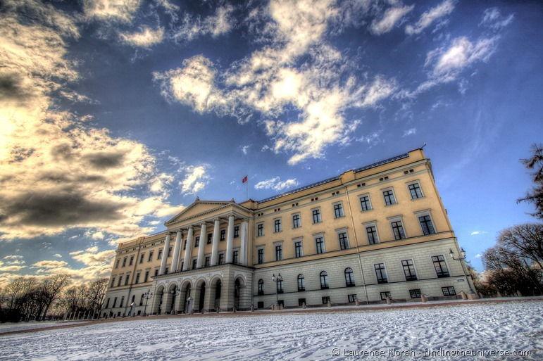 Das königliche Schloss, Oslo