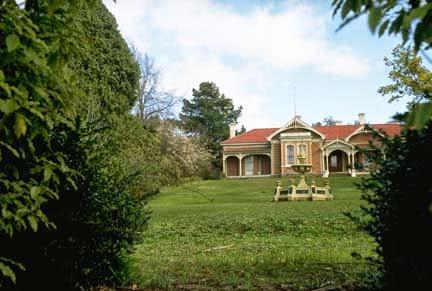 Fairlawn and Garden