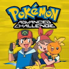 Pokemon Season 7 : Advanced Challenge