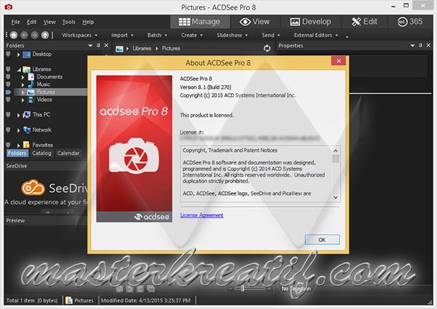 ACDSee Pro 8.1