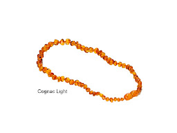 Collana d'Ambra Cognac Light