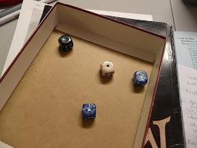 Kingsbury's remarkable dice rolling skills on exhibit