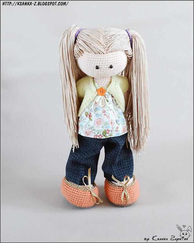 Вязанные куклы снежки - Кукла Большеножка: советы по изготовлению, выкройки
