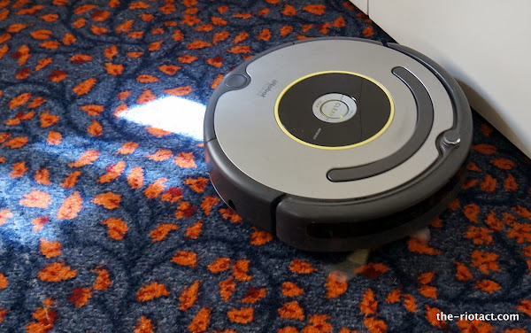 Life with the robot. How I came to love the Roomba | The ...