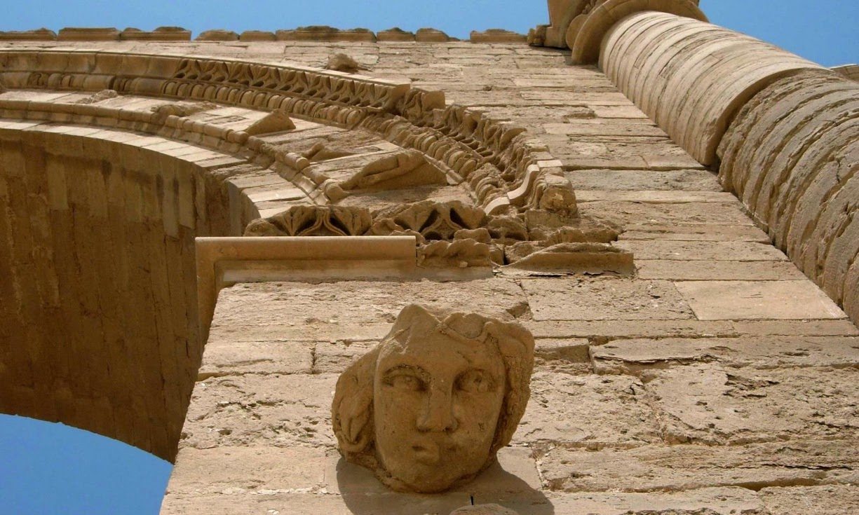 Middle East: UN force needed to protect ancient sites from Isis