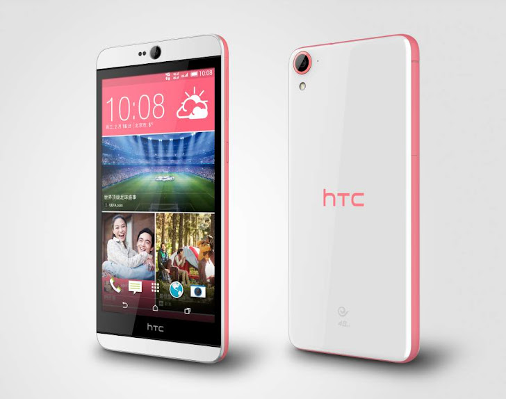 HTC Desire 826 - Spesifikasi Lengkap dan Harga