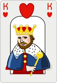 Who Is King Of Your Heart?