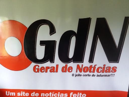 Jornal GdN Geral de Noticias, R. Sessenta e Quatro, 47, Gen. Carneiro - PR, 84660-000, Brasil, Publicacao_jornalistica, estado Parana