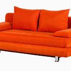 Canapé Dorothy orange