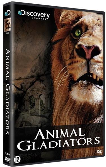 Zwierzêcy gladiatorzy / Animal Gladiators (2010) PL.TVRip.XviD / Lektor PL