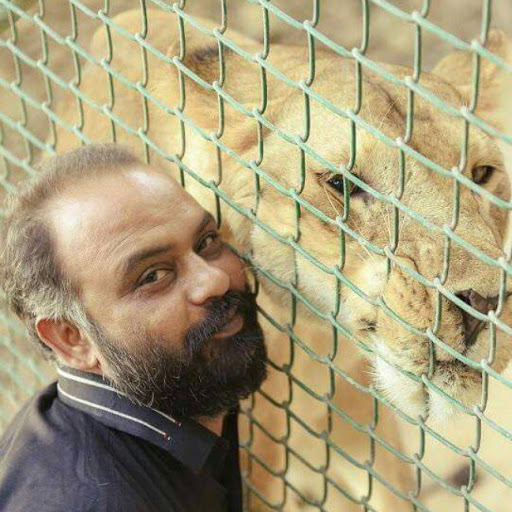 Suleman Sajjad Chief Security Officer Karachi zoo picture