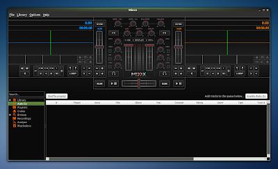 Mixxx 1.10 beta