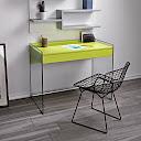 Bureau design vert