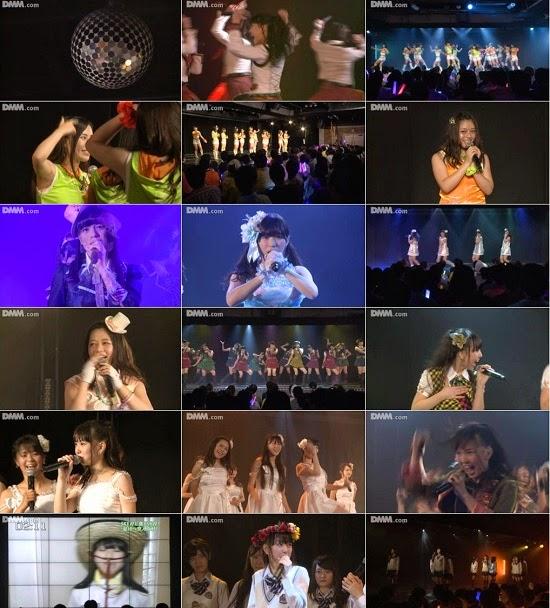 "(LIVE)(公演) SKE48 チームE ""手をつなぎながら"" 熊崎晴香の生誕祭 140910"