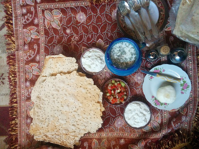 Tips to survive as a vegetarian in Iran