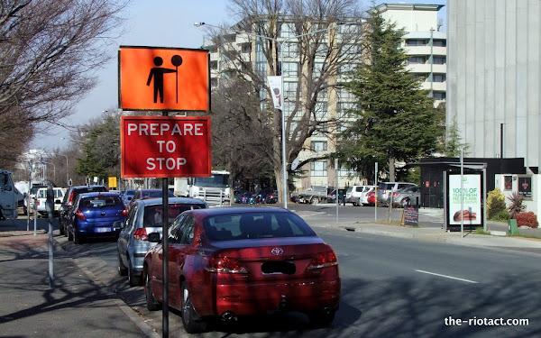 parking on mort street