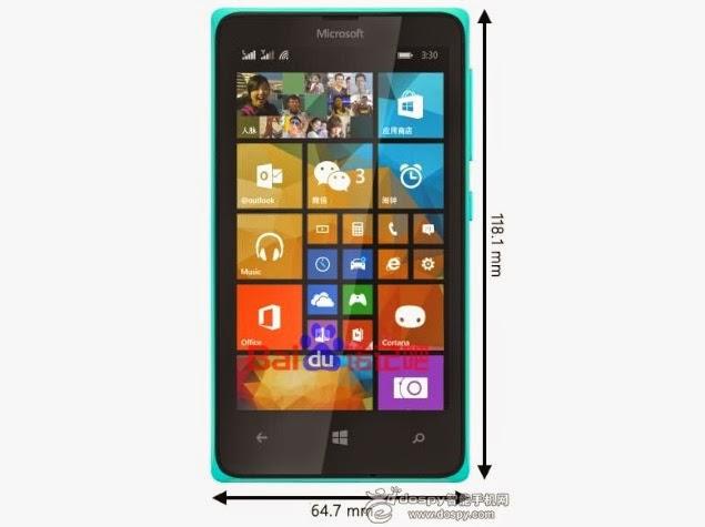 Microsoft Lumia 435 - Spesifikasi Lengkap dan Harga