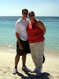 On The Beach - Roatan, Honduras