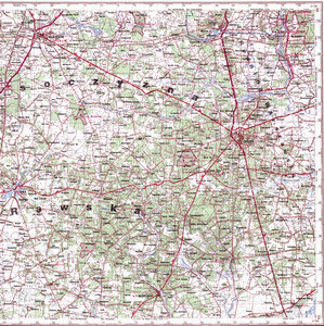 Map 100k--m34-006--(1995)