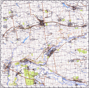 Map 100k--m37-134--(1987)