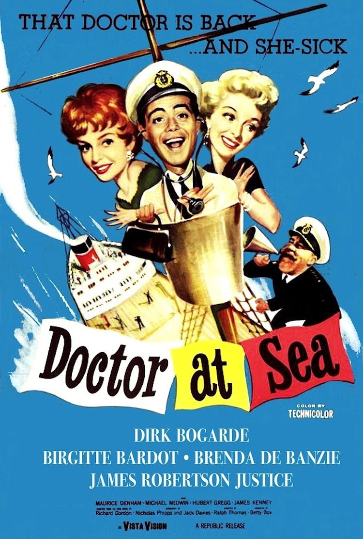 Doctor at Sea (1955)
