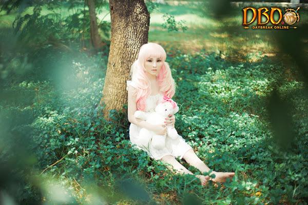 Daybreak Online tung cosplay đón phiên bản web 3