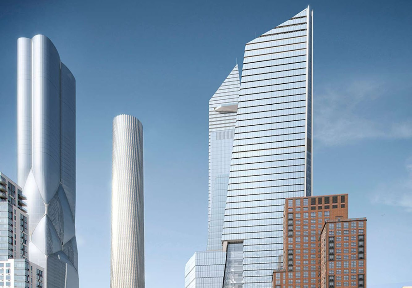 Hudson Yards Project Breaks Ground