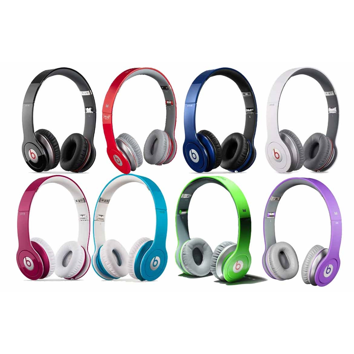Beats by Dr Dre Beats Solo High Definition on Ear ...