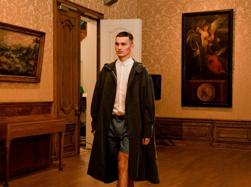 """Ballet"" for Spring/Summer 2016 by Z E M [men's fashion]"