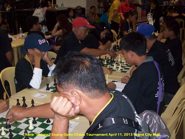 "Philippines-Bohol-Chess-Tournament-Balong-Econg00136 - All Set for Rene ""Balong"" Econg Open Chess Tournament Apr 11 - Sports and Fitness"